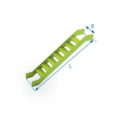 the coatinc company poedercoaten van trappen